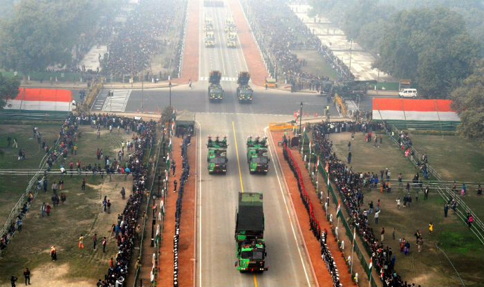 4 Unique Tableaux on Display in the Republic Day 2018 Parade!