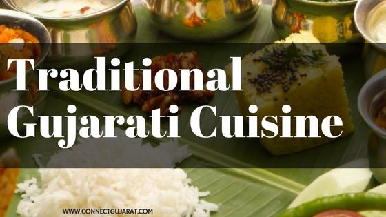 Traditional Gujarati cuisine