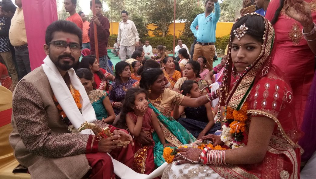 137 couples tied knots in Bhadarva