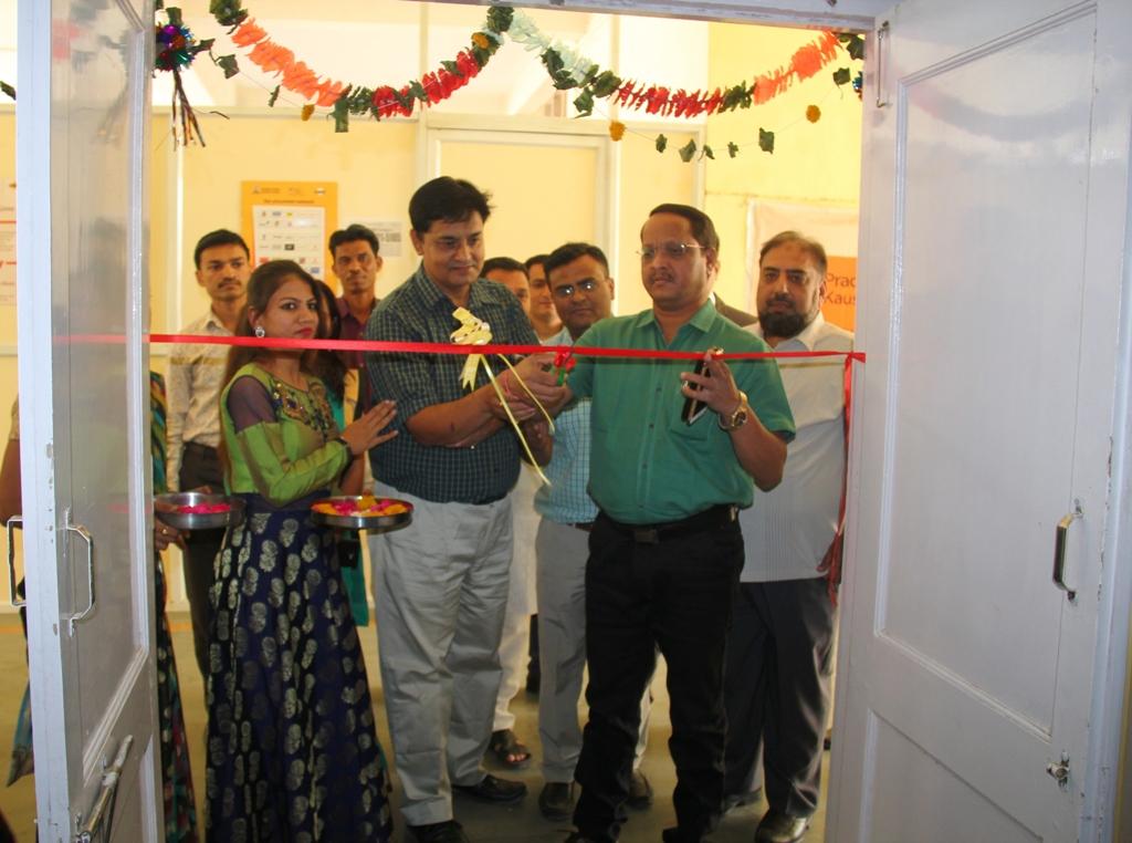 PMKK centre opening at Bharuch
