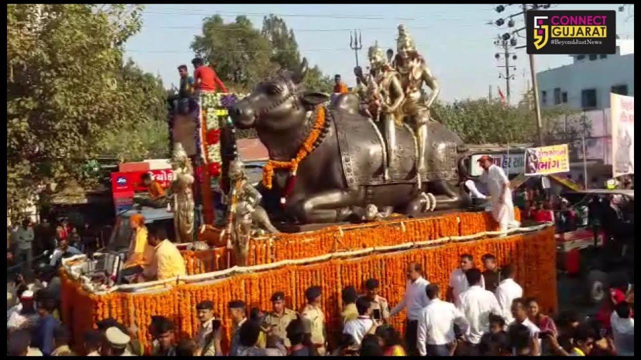 Vadodara becomes Shivmay with Shiv yatra