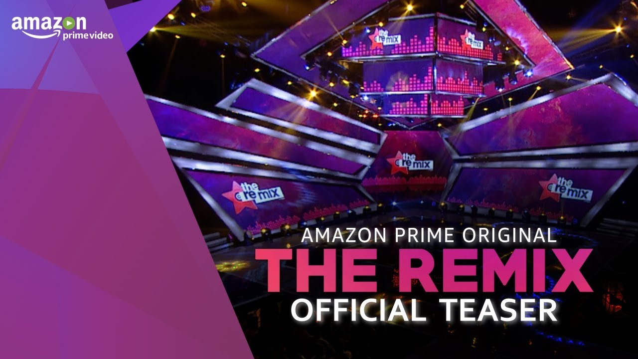 Amazon Prime Video releases teaser for The Remix, Amazon India's first Unscripted Prime Original Series!