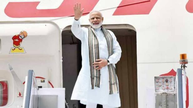 Prime Minister Narendra Modi embarks on three nations visit