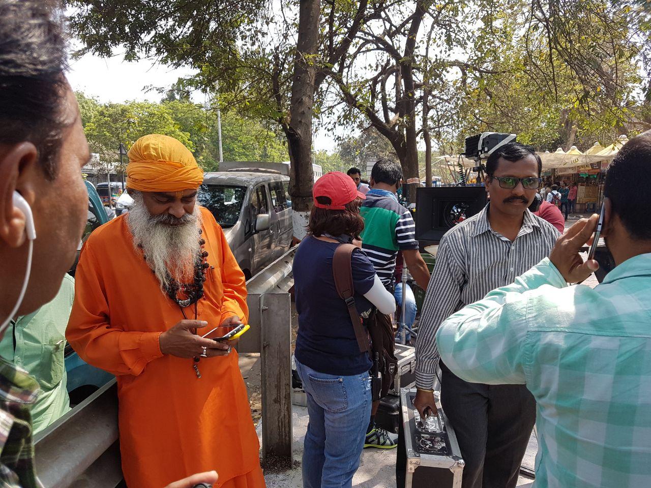 Protest against film Loveratri continues in Vadodara