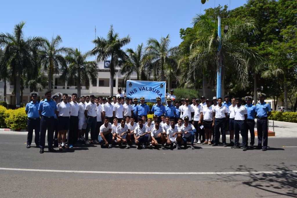 Navy conducts adventure hike to Girnar