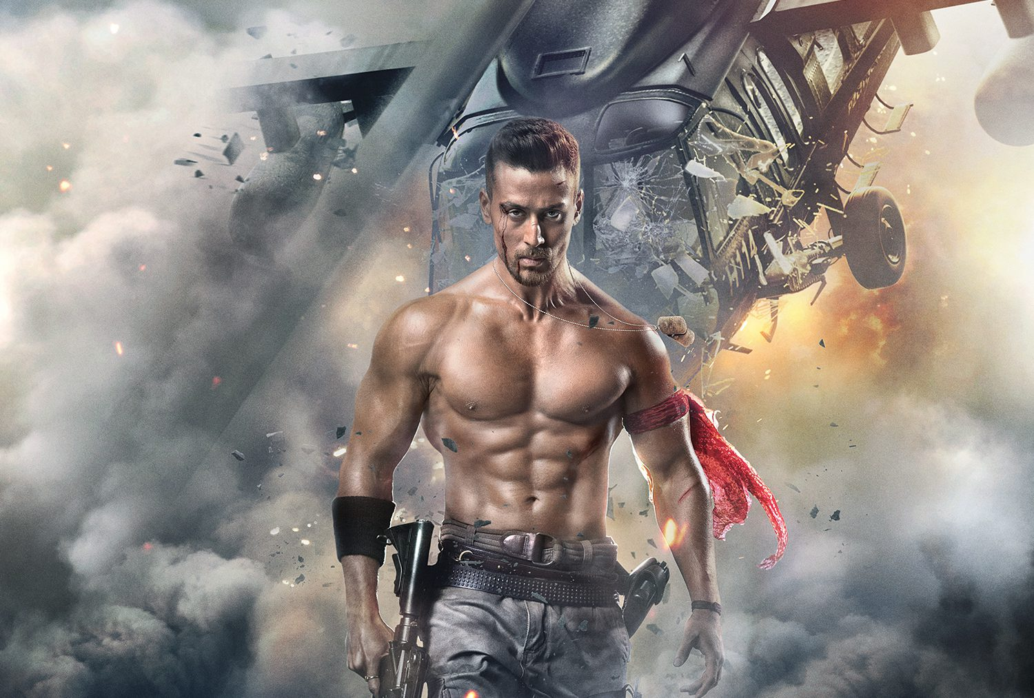 Tiger's Baaghi 2 look in demand at salon of small towns
