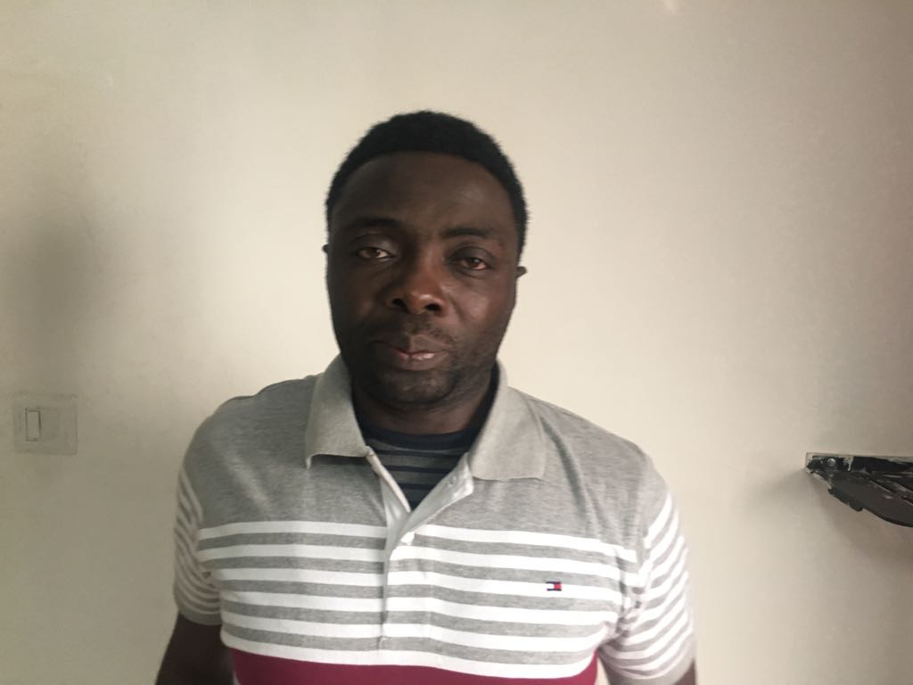 Nigerian held with 6crore Heroin at Baroda station