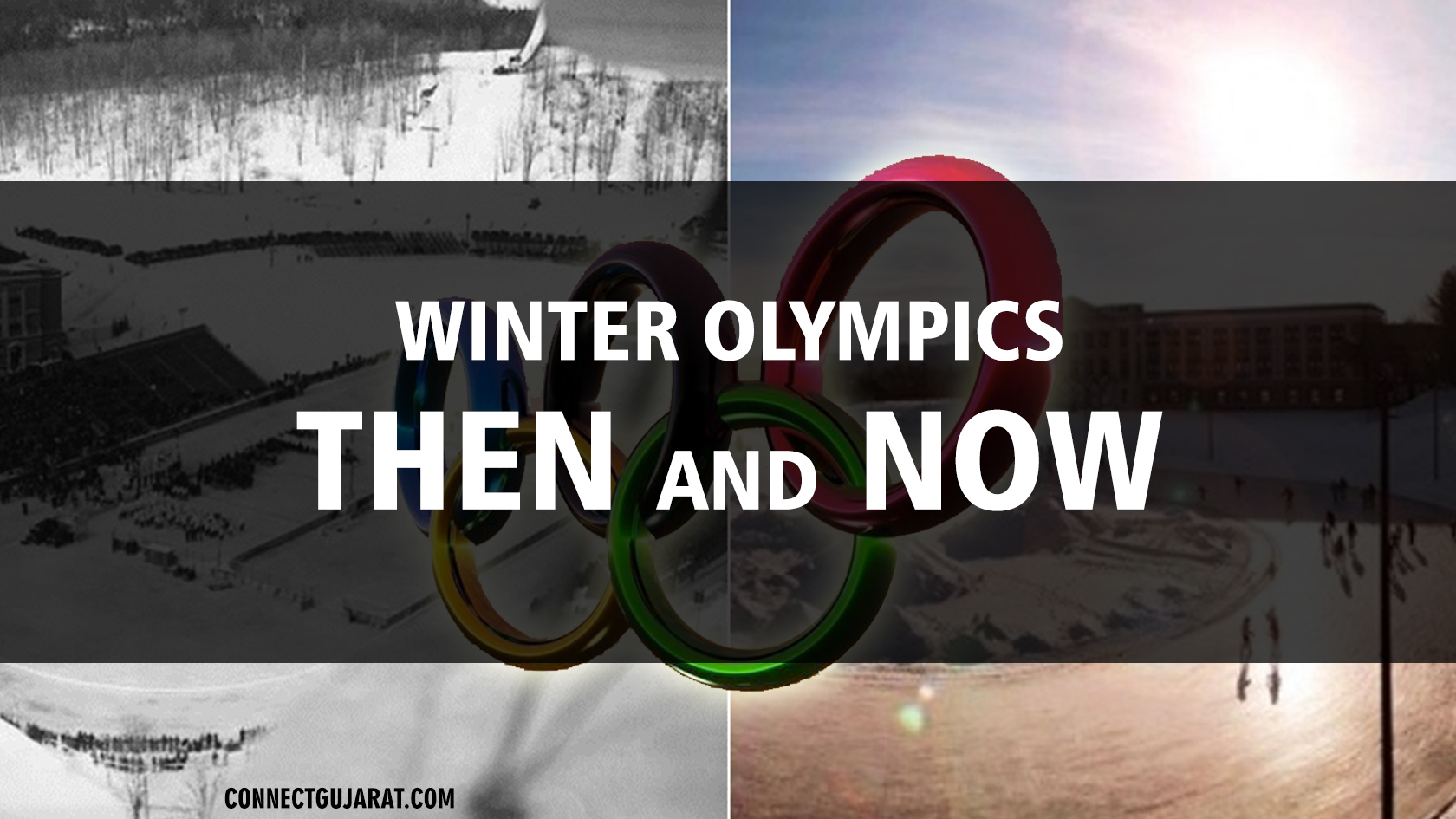 Olympics Then And Now Winter Olympics Then And Now