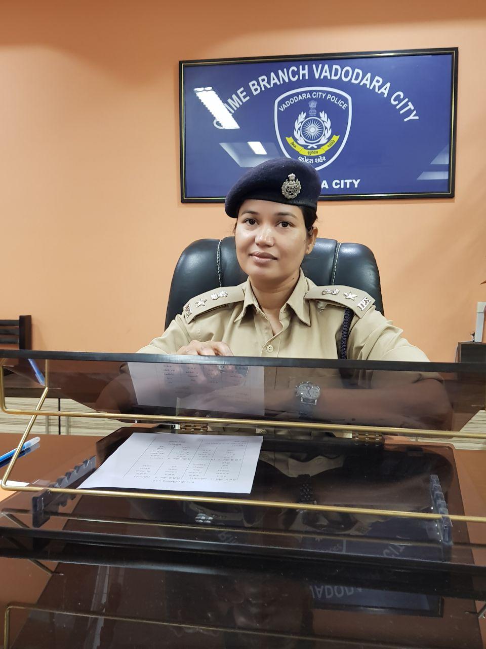 DCP Saroj Kumari