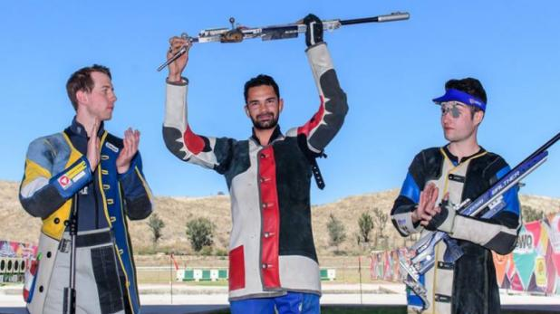 Shooting World Cup: Akhil gives India fourth gold medal