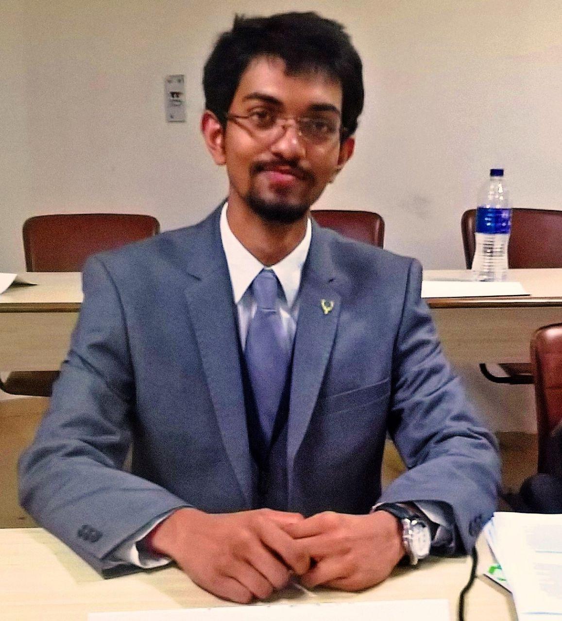 CHARUSAT Student gets Summer Internship at University of Georgia at USA