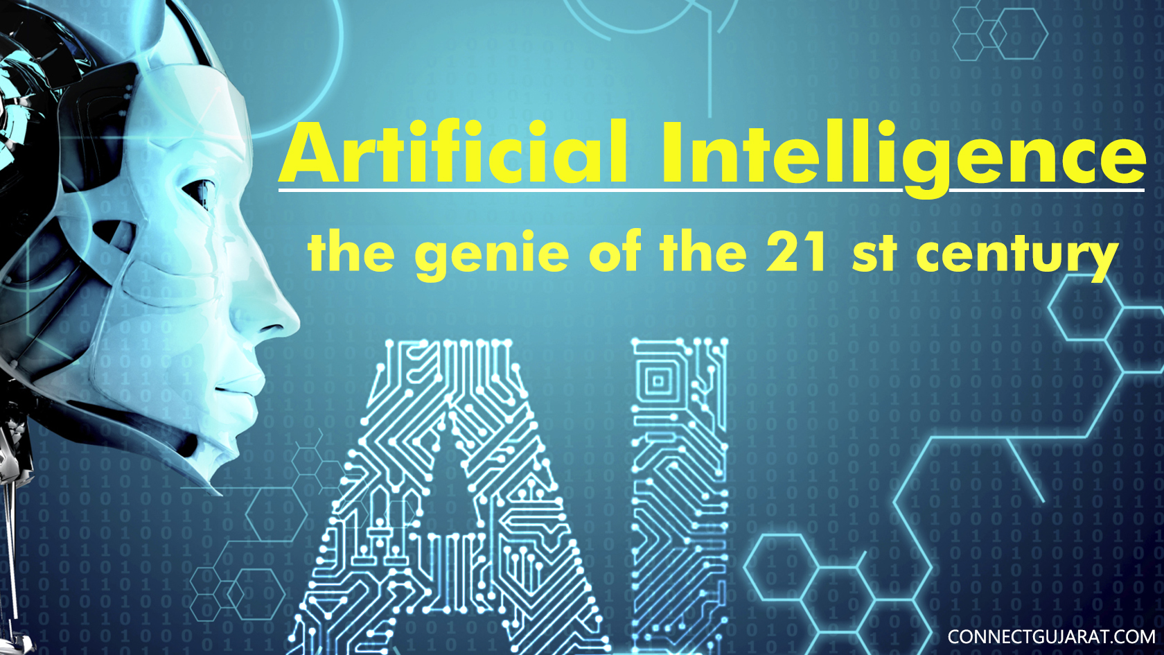 AI, the genie of the 21st century