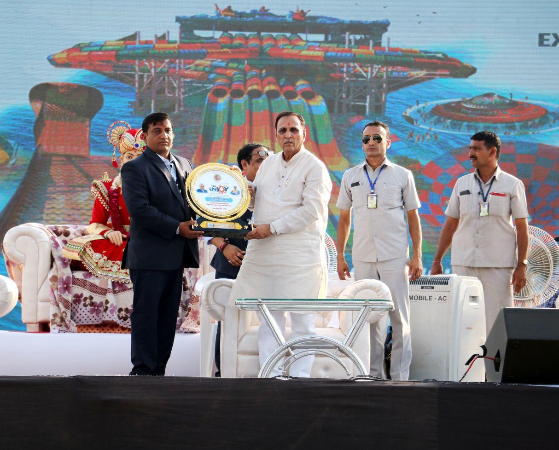 We have enough water till 31st July – CM Vijay Rupani