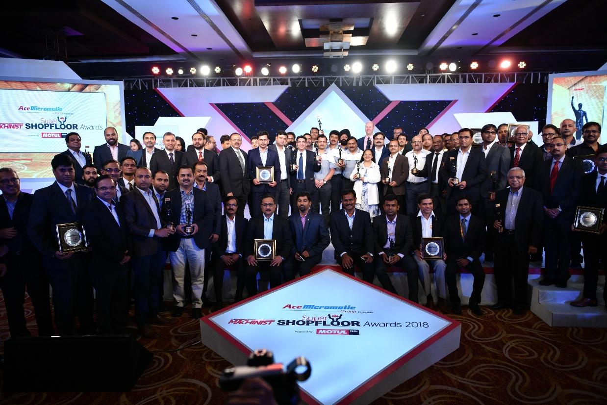 Best of Indian Manufacturing units felicitated in Mumbai