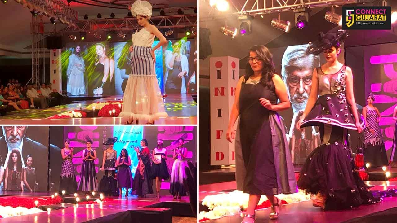 INIFD gives tribute to the glam world of bollywood