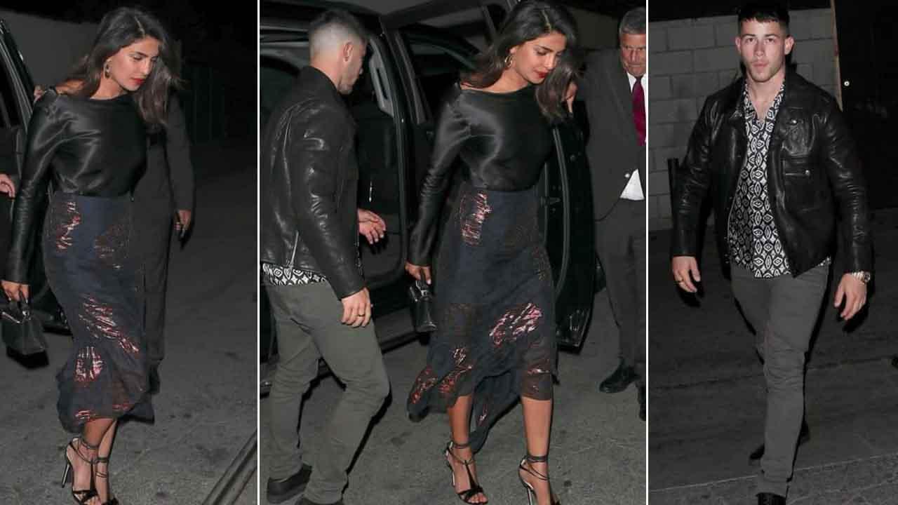 Priyanka Chopra, Nick Jonas 'very affectionate' during date