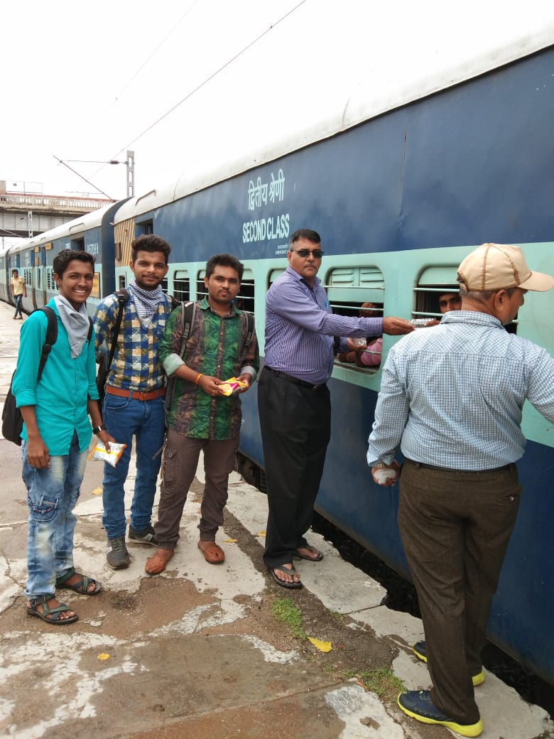 Delhi Rohilla Bandra Garibrath short terminated at Vadodara