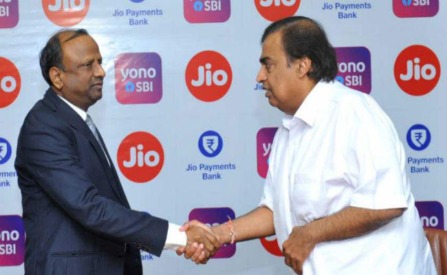 Jio and SBI collaborate to deepen digital partnership