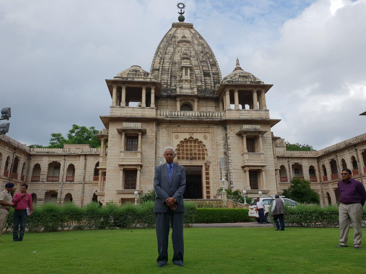 Bangladesh High Commissioner Syed Muazzem Ali felt proud on his maiden visit to Vadodara