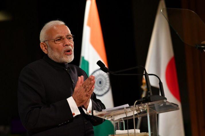 Modi invites Japanese businessmen to invest in India