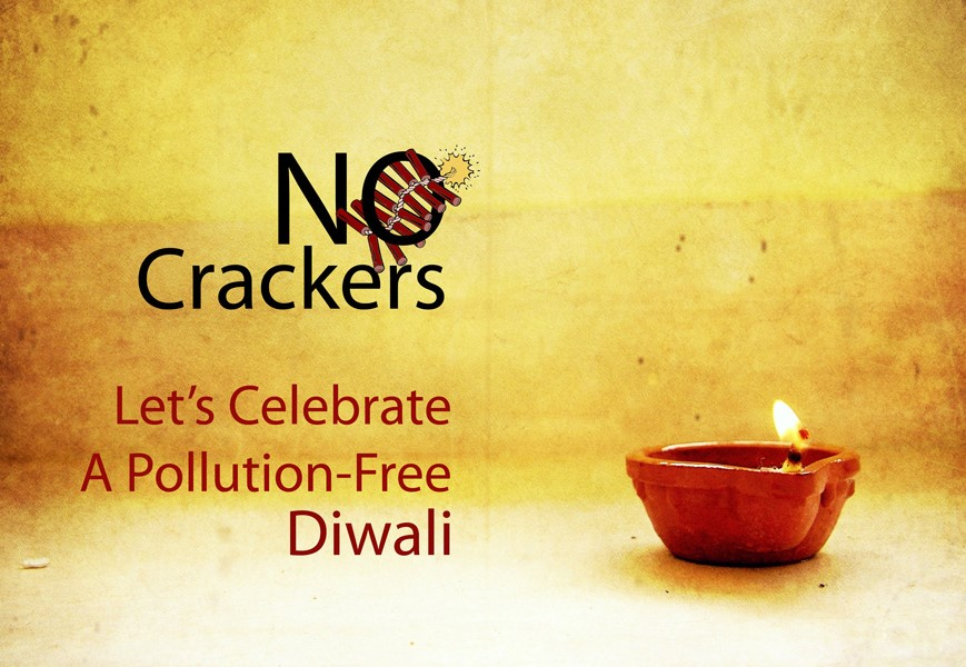 Tips on keeping your environment safe this Diwali