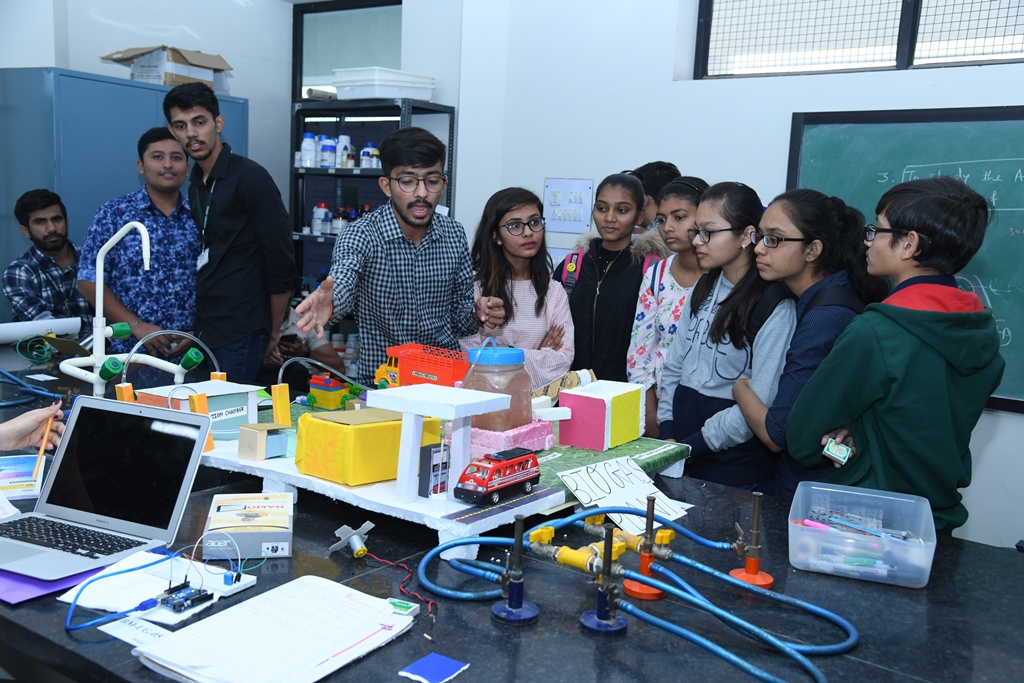 CHARUSAT SCIENCE MANTHAN gets global recognition