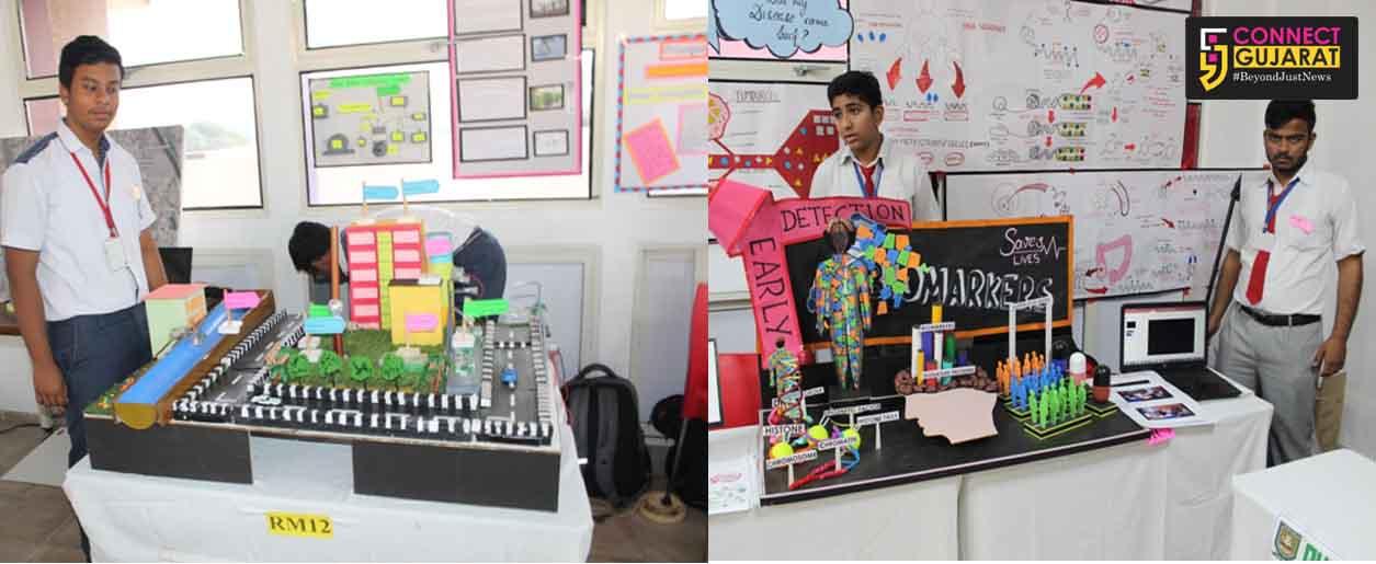 Regional Level CBSE Science Exhibition at Navrachana International School