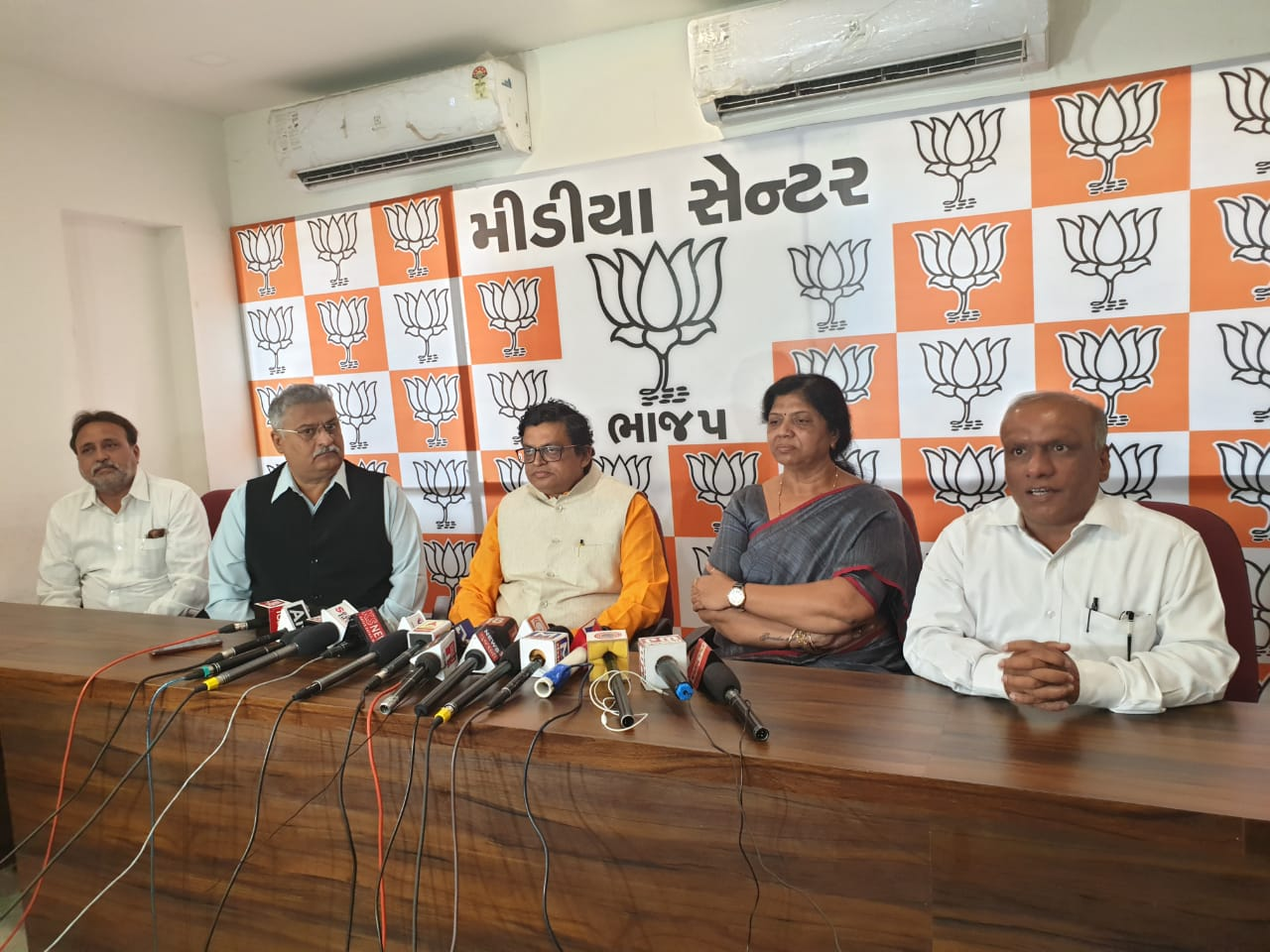 BJP will give a strong government to the people – Gopal Krishna Agarwal