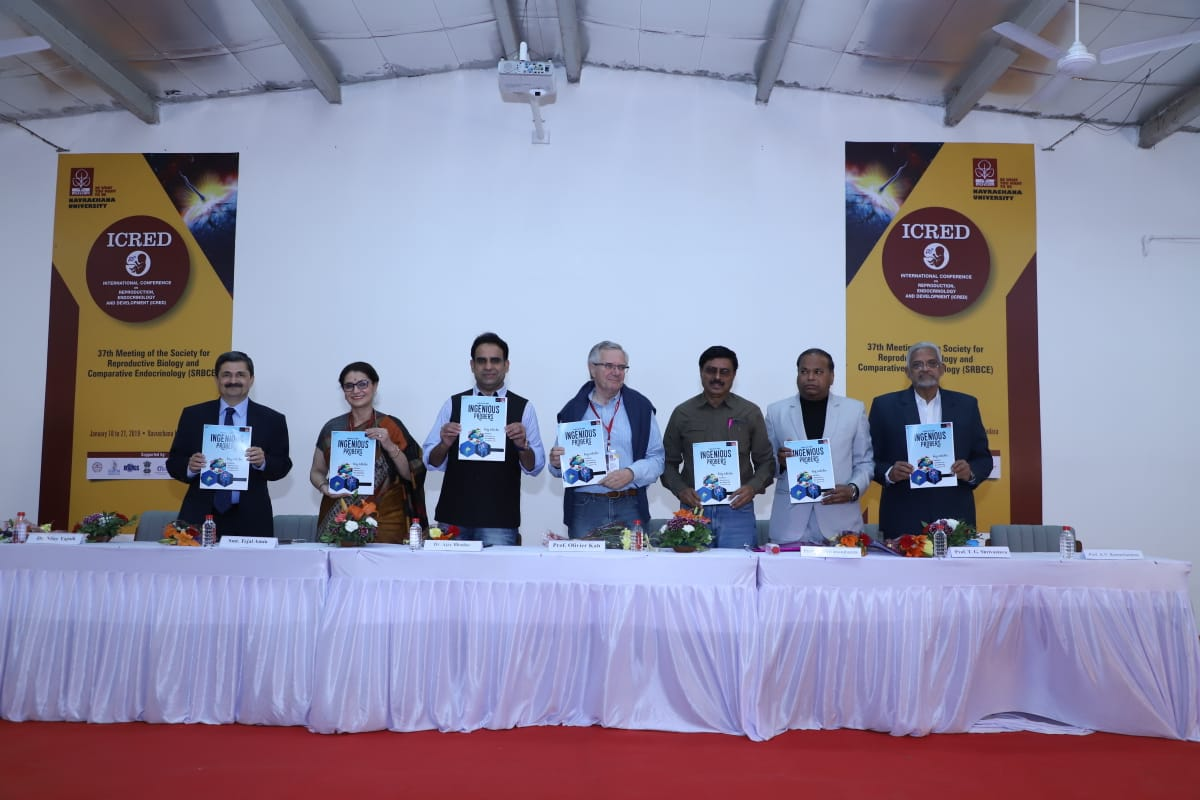 Three day International Conference on Reproduction, Endocrinology and Development concludes