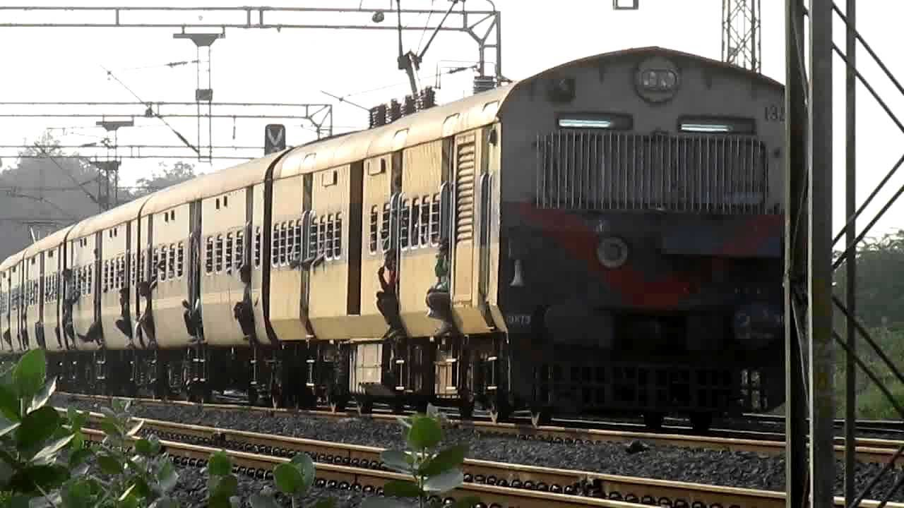 PARTIALLY CANCELATION OF MEMU TRAIN SERVICES