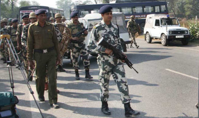 Security on maximum alert on eve of Republic Day in J&K
