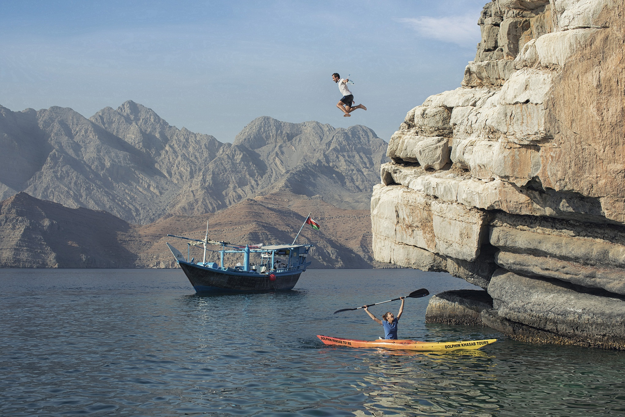 Experience romance in Oman with your loved one