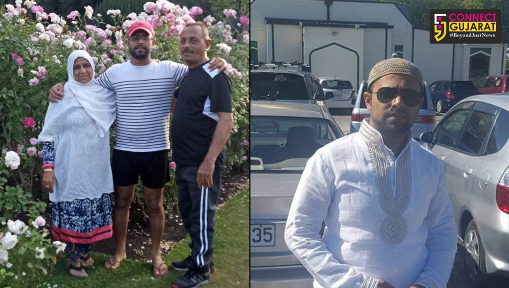 Father son duo from Vadodara reported missing after the attacks on two mosques in Christchurch New Zealand