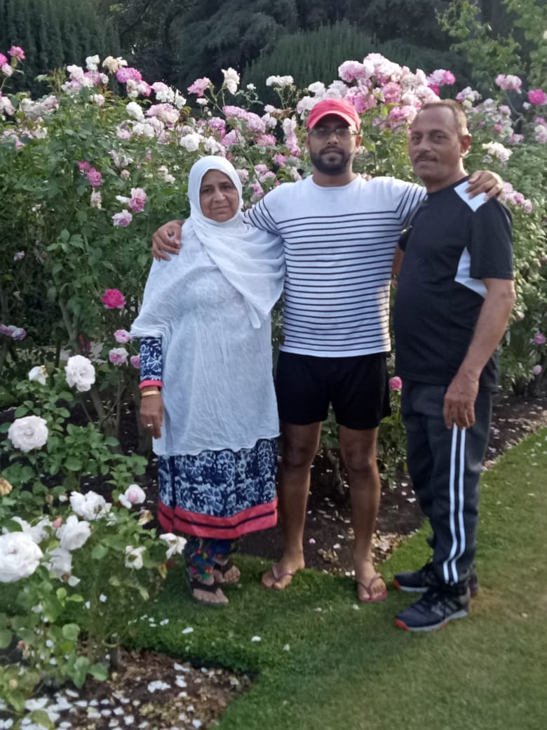 Father son duo from Vadodara reported to be dead in the shootout in New Zealand