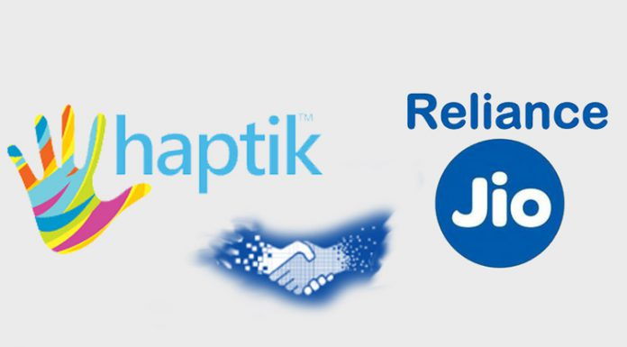 Reliance Industries enters into a strategic transaction with Haptik