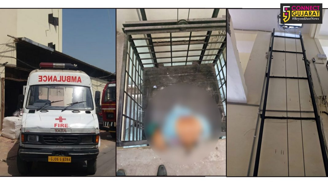 Two Cases Of Persons Stuck Inside The Lift In Vadodara