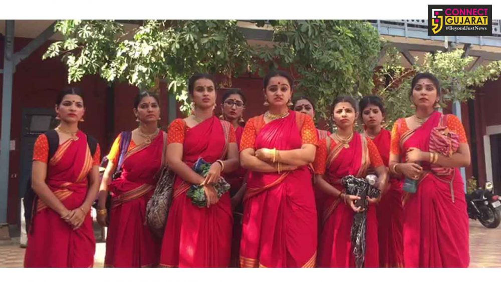 Nine students of Performing Arts demand strict action against their class teacher