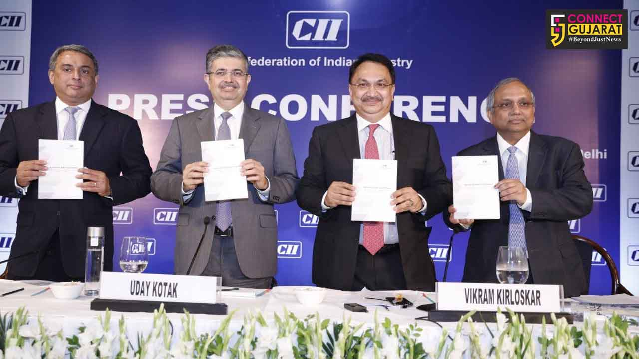 CII gives agenda for New Government