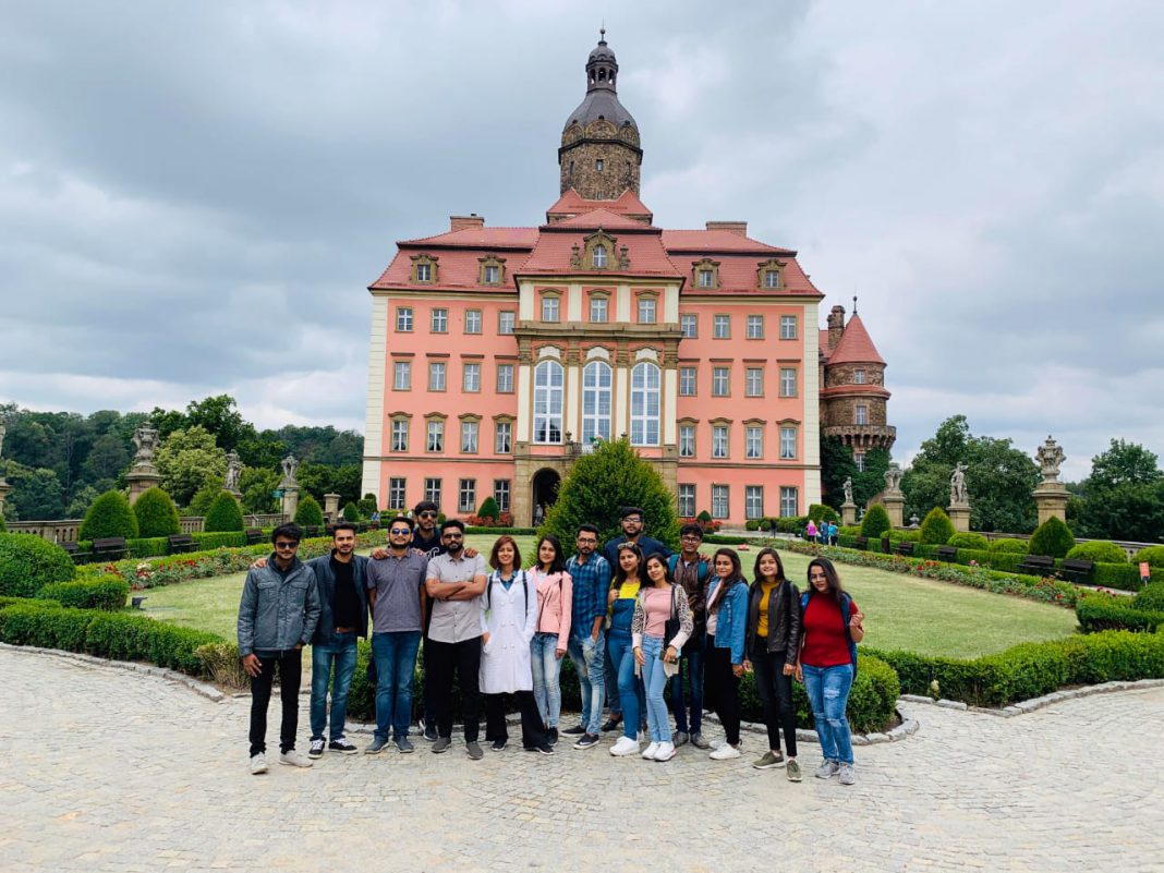 Poland Student Exchange Program by Parul University