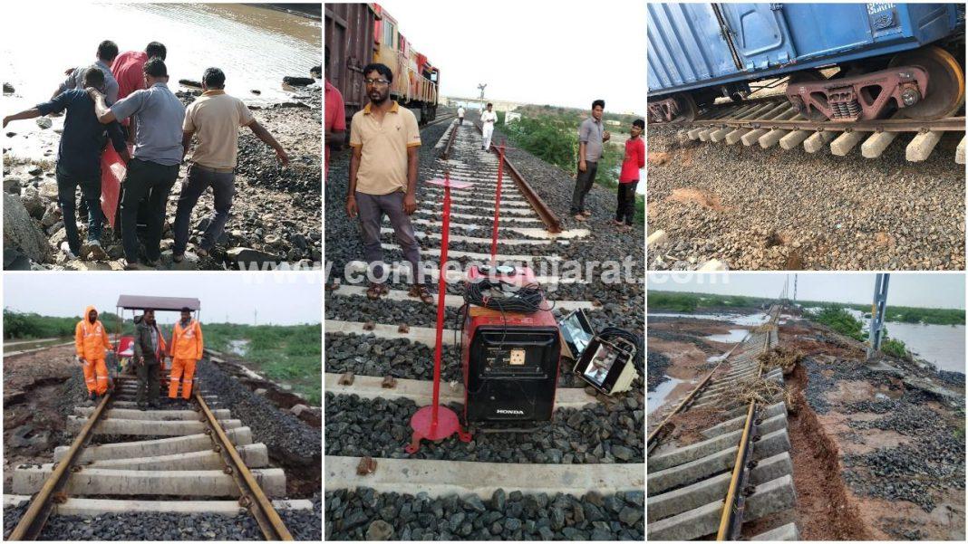 WR ensures speedy restoration after rains in Mumbai and Gujarat