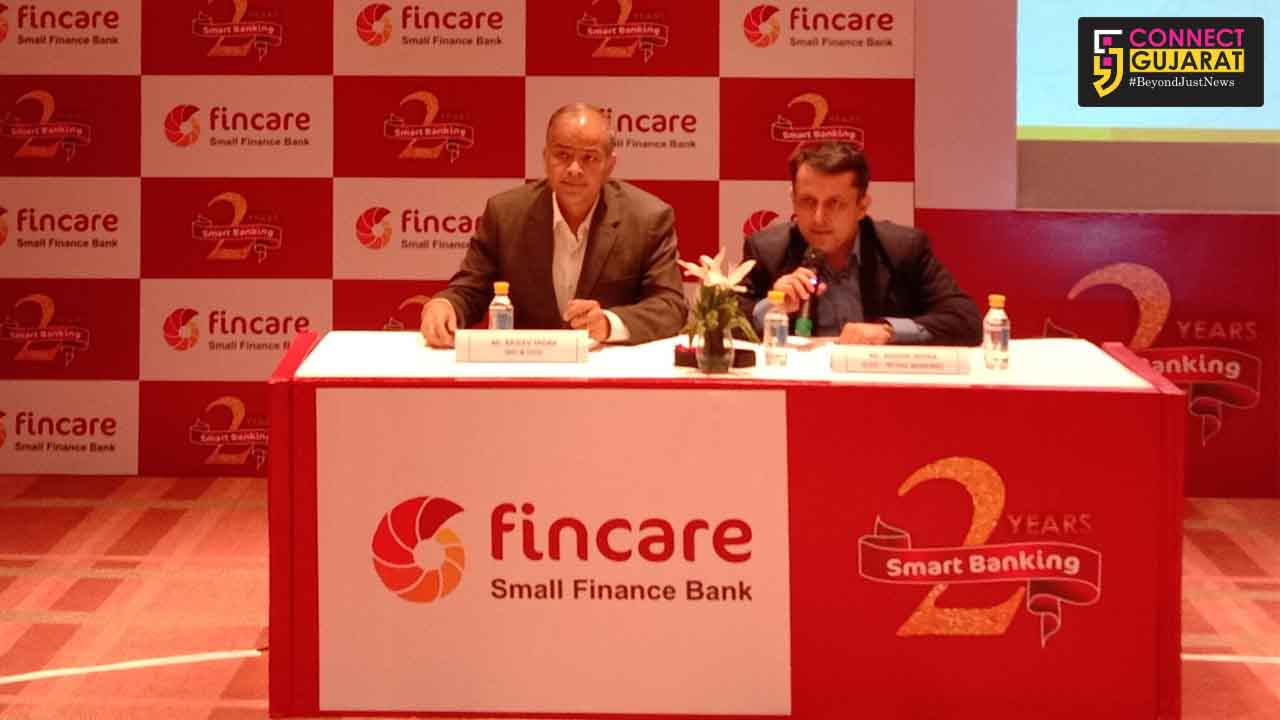 Fincare Small Finance Bank launches its first Banking Outlet in Lucknow