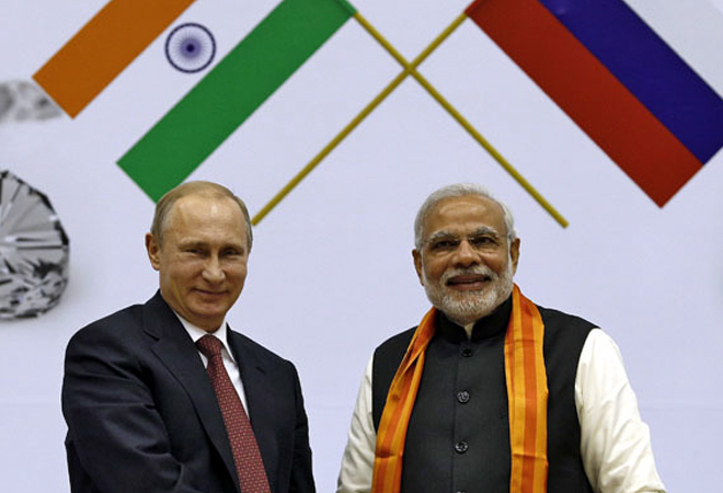 India, Russia may sign agreement during PM's Vladivostok visit