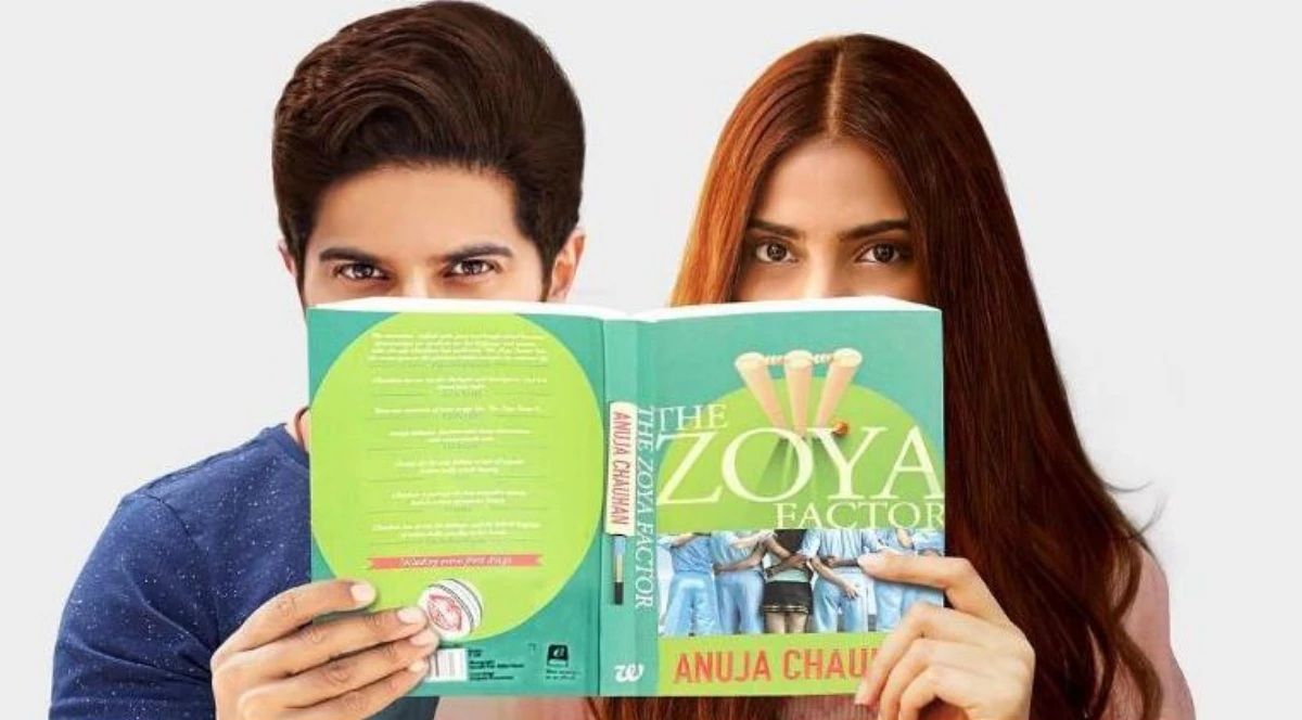 Sonam Kapoor and Dulquer Salmaan are set for hilarious comedy on cricket and luck