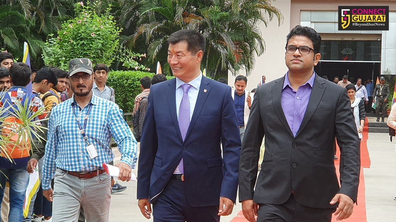 Geo politically Tibet is important for India: Tibet PM Dr. Lobsang Sangay