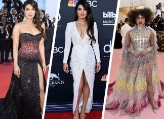 priyanka chopra's bold outfits which trending on fashion industry