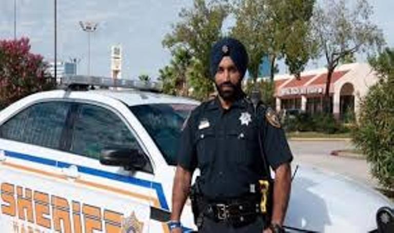 Sandeep Dhaliwal, first turbaned sikh cop killed in Texas