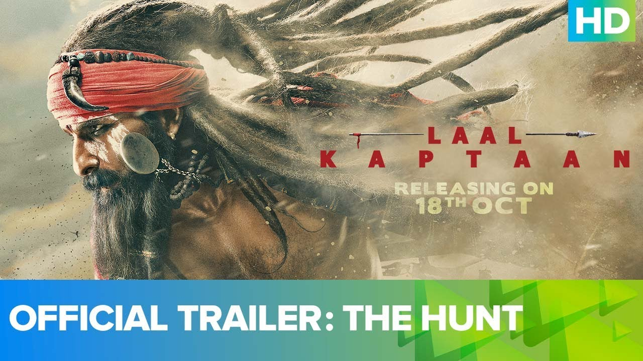 'Laal Kaptaan' Trailer: Saif Ali Khan looks fierce as Naga Sadhu