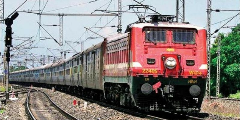 Augmentation of coaches in four trains of WR