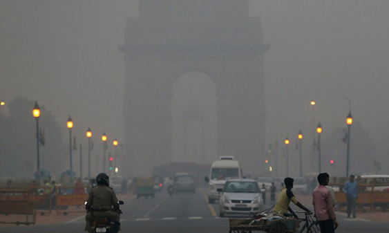 Top 6 Factors behind High Air Pollution in Delhi