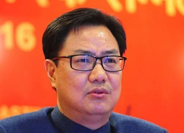 Kiren Rijiju asked to conduct technical evaluation at schools and to provide report card on fitness